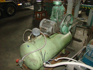 3 HP, SPEEDAIRE, #3Z492A, 55 gallon tank (horz)