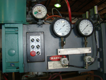 75 KVA, SCIAKY, Type PMC01STM, 36 throat, 3 phase, Touch-Weld control, 1988