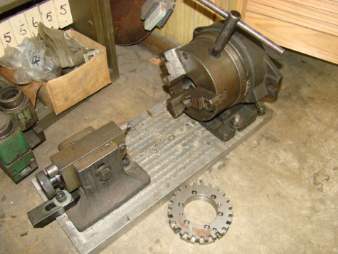 SUPER SPACER, YAMAKAWA, 10 capacity, 6 3-jaw chuck, tailstock